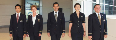 New Aa Flight Attendant Uniforms Coming Soon Fall 2010 Flyertalk Forums